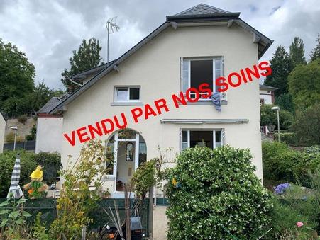 vente maison LISIEUX 65m2 148400€