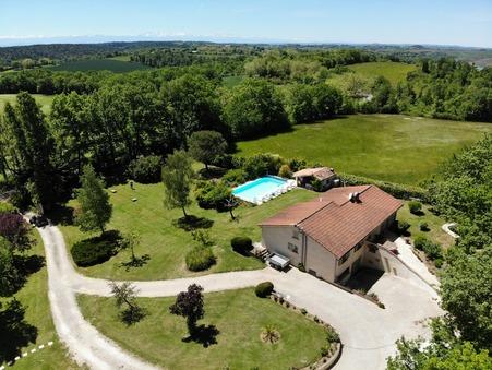 vente maison L'ISLE EN DODON 365500 €