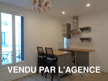vente appartement ALFORTVILLE 33.3m2 220000€