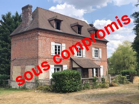 vente maison LISIEUX 109m2 169600€