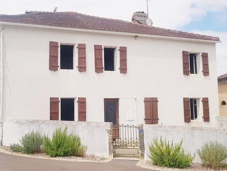 vente maison GEAUNE 78 000  € 101 m�