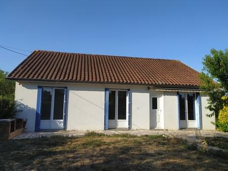vente maison JARDRES 90m2 108000€