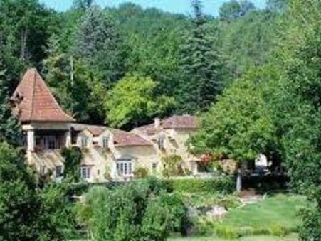 vente maison PUY L EVEQUE 1 657 600  € 400 m�