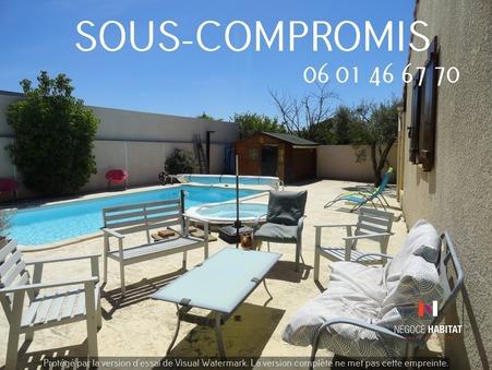 vente maison vendargues 90m2 375000€