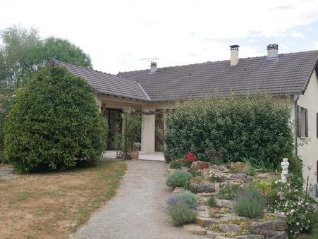 vente maison BOISSEUIL 173m2 271000€