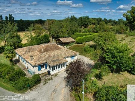 vente maison Villereal 222600 €