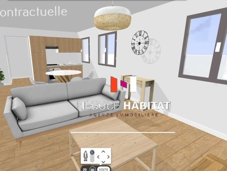 vente appartement montpellier 77.52m2 151000€