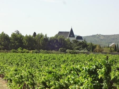 vente chateau LEZIGNAN CORBIERES 1 295 000  € 750 m²