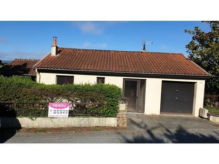 vente maison DECAZEVILLE 99.5m2 97200€