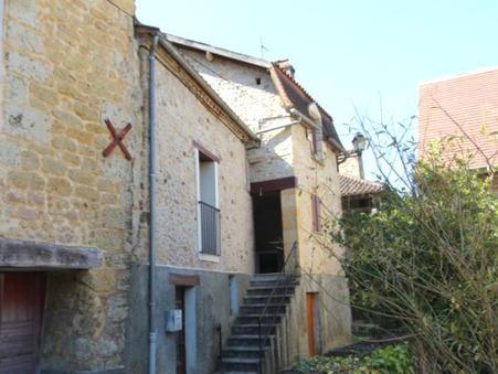 Vends maison belves  130 000  €