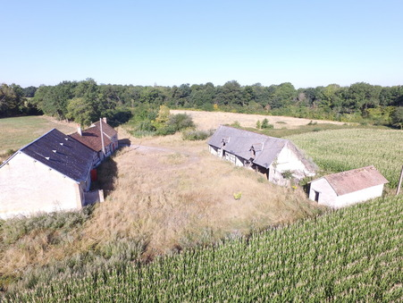 vente maison ARGENT SUR SAULDRE 107m2 140000€