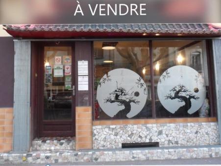 A vendre boutique perpignan 65 m²  107 000  €