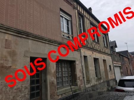 vente maison LIVAROT 118m2 54000€