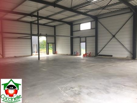 location entrepot GUJAN MESTRAS  900  € 75 m²