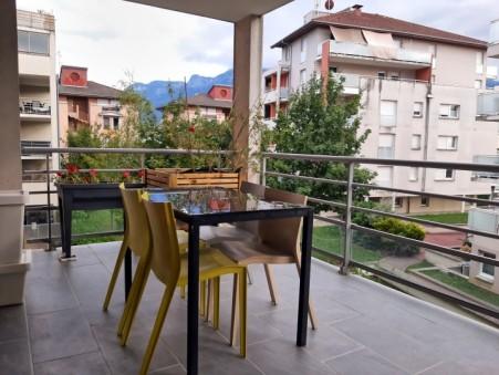 vente appartement LA ROCHE SUR FORON 72m2 283000€