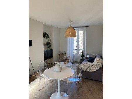 Vente appartement Nice 35.15 m²  245 000  €