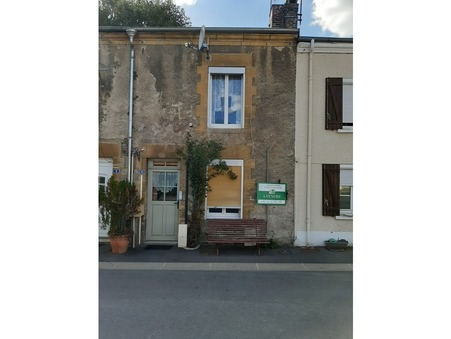 Vends maison THILAY 63 m² 28 000  €