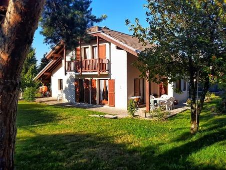A vendre maison LA ROCHE SUR FORON 95 m²  395 000  €