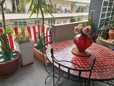 vente appartement Nice 71.34m2 395000€