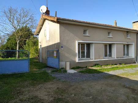 vente maison LEIGNES SUR FONTAINE 70m2 109000€