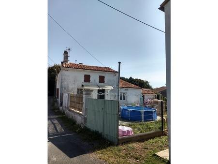 vente maison ROMEGOUX  117 700  € 90 m�
