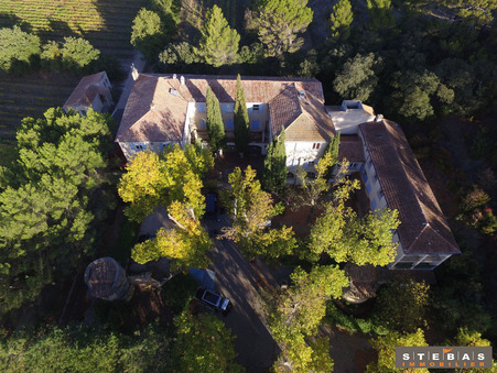 vente maison sarrians  996 800  € 2550 m²