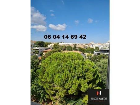 vente appartement montpellier 53.345m2 210000€