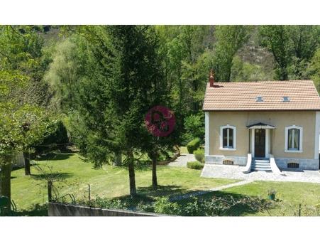 vente maison BOISSE PENCHOT 131m2 92000€