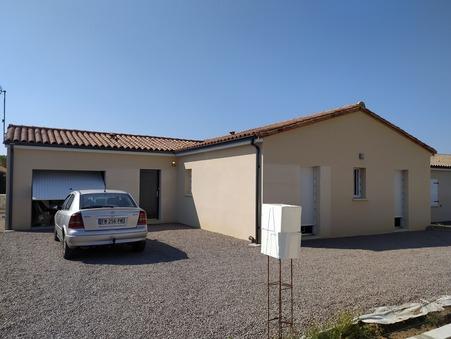 vente maison BONNES 83m2 193000€