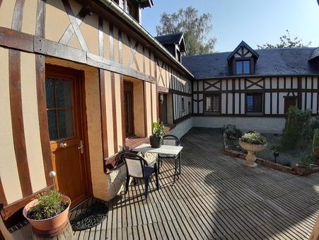 vente maison Saint-Ouen-de-Thouberville 345000 €