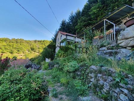 Vente maison SAINTE MARGUERITE LAFIGERE 77 m²  100 000  €