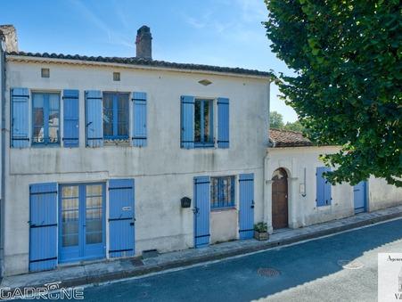 vente maison CASTELNAUD DE GRATECAMBE  110 000  € 167 m�