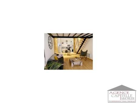 Vente appartement PIGNAN  155 000  €