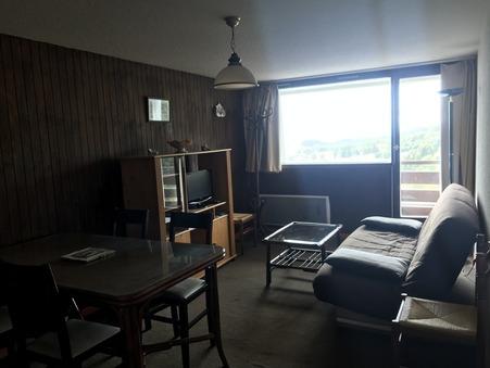 vente appartement SUPER BESSE 44m2 136500€