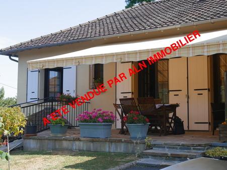 vente maison Saint-Yrieix-la-Perche 124m2 199500€