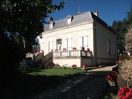 vente maison DAUMAZAN SUR ARIZE 420000 €