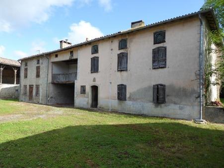 vente maison PRAT BONREPAUX 120000 €