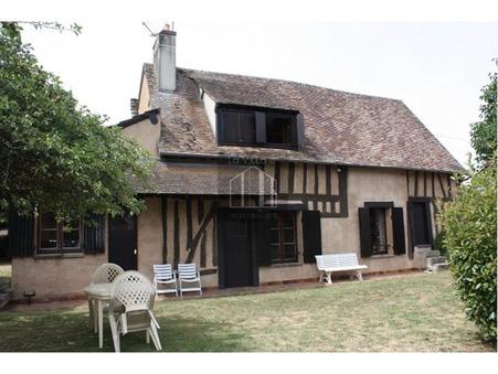 vente maison ENTRE ANET ET DREUX 85m2 198500€