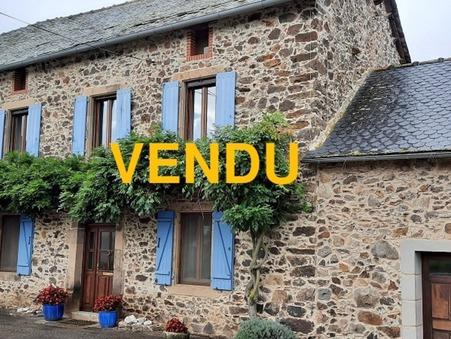 vente maison TANUS 150m2 230000€