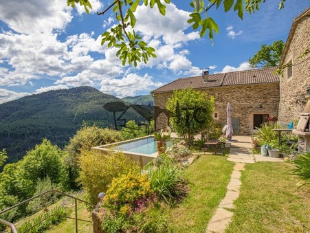 Vente maison LES VANS 168 m²  544 000  €