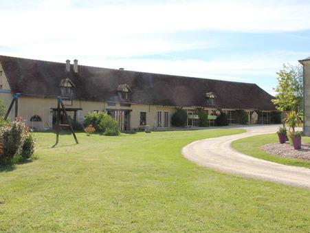 vente maison VOUZERON 450m2 117000€