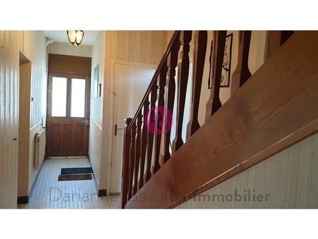 Acheter maison AUBIN 57 770  €