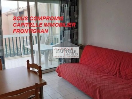 A vendre appartement FRONTIGNAN  105 000  €