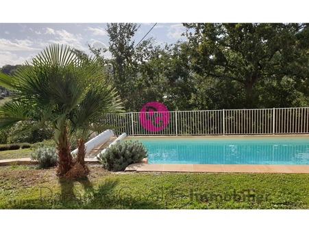 vente maison Decazeville 155m2 248000€