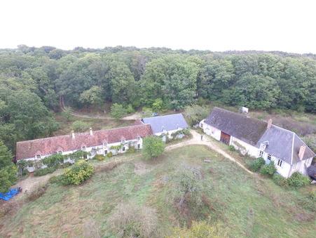 vente maison Saint-Amand-Montrond 480m2 450500€