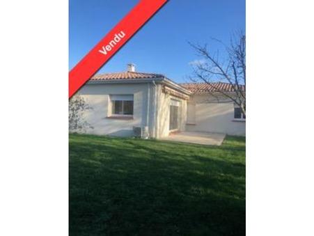vente maison TOULOUSE 130m2 462000€