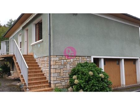 Vends maison AUBIN  126 260  €