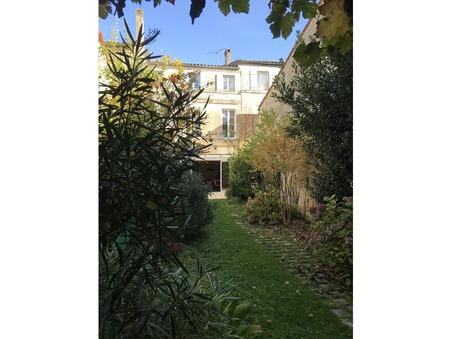 Vends maison SAINTES  336 000  €