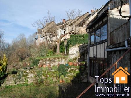 Vente maison Najac  167 500  €