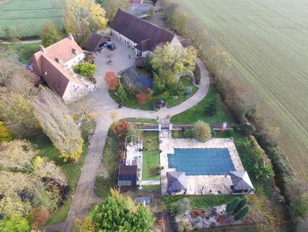 vente propriete Saint-Amand-Montrond 400m2 790000€